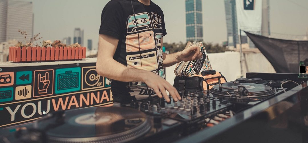 קורס DJ מקצועי