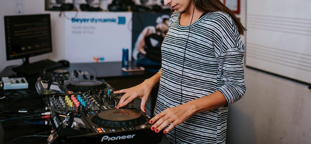 סדנת DJ