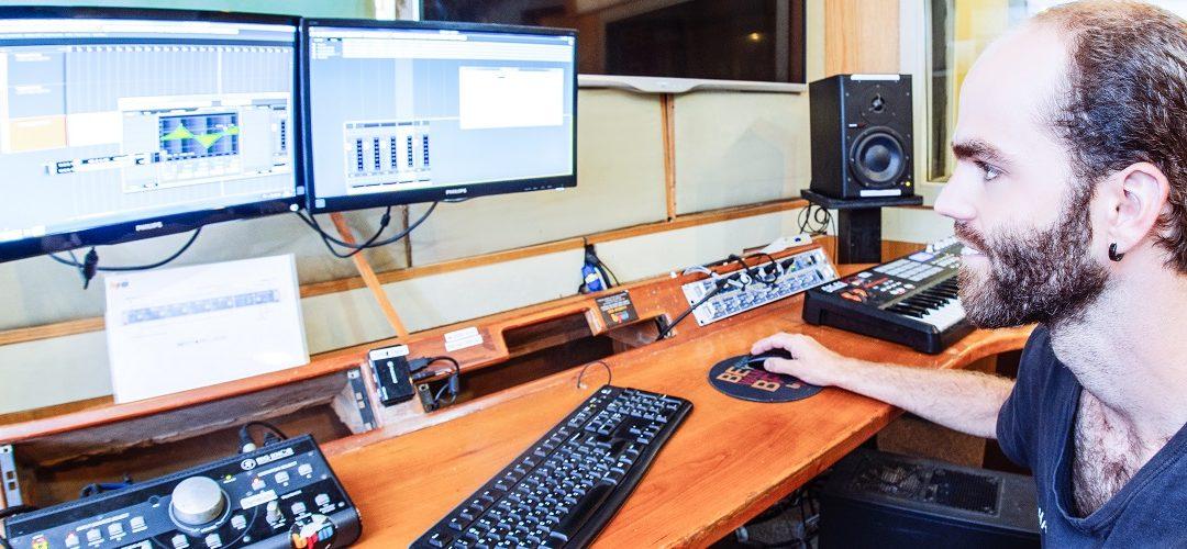 קורס סאונד באולפן הביתי ליוצר האלקטרוני