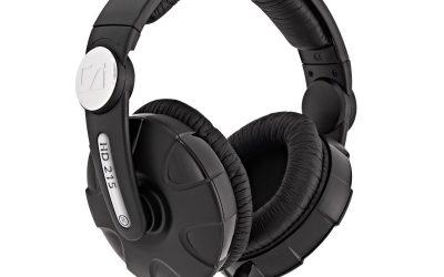 Sennheiser HD215, סקירת אוזניות