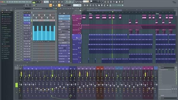 פרוטי לופס 20 (FL Studio 20) - מיוזיק