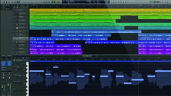 לוג'יק (Logic Pro X) - מיוזיק