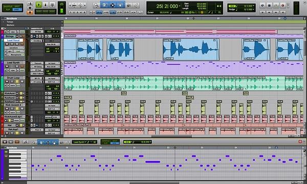 פרו טולס 12 (Pro Tools 12) - מיוזיק